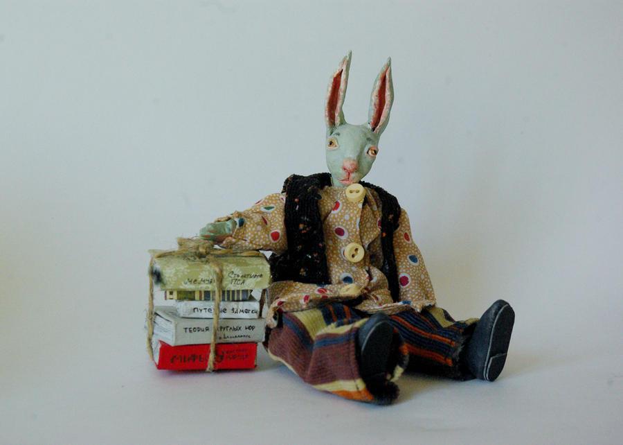 Mr.Rabbit by Yalike