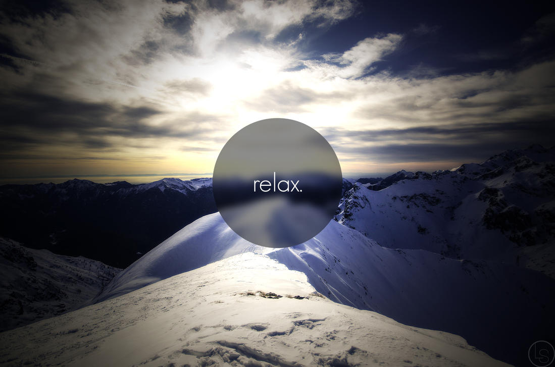 Relax Wallpaper By Lukasalamun