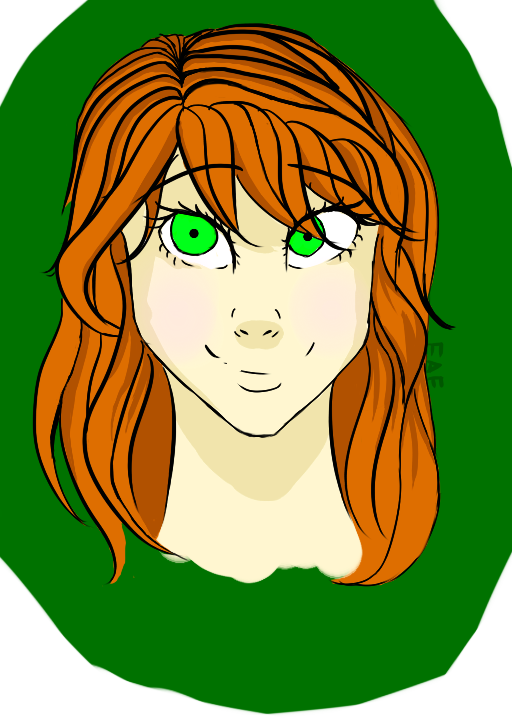 Layla Green by faflame101