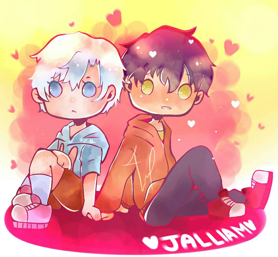 Jalliam by faflame101