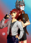 [Contest Entry] Killian and Caden