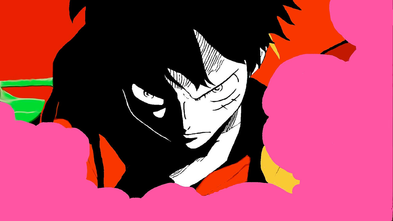 Luffy Hd Wallpaper By Lisamayshadow On Deviantart