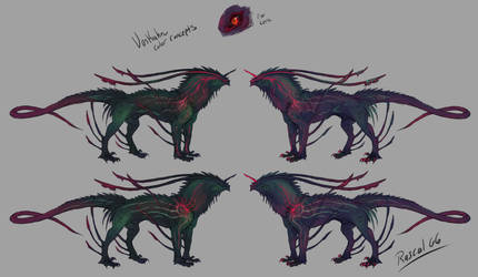 Voskahn Color and Marking Concept by itz-Rascal