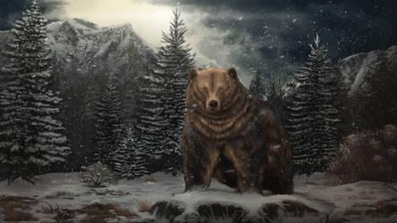Bear by itz-Rascal