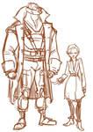 W.I.P. Bane and Talia
