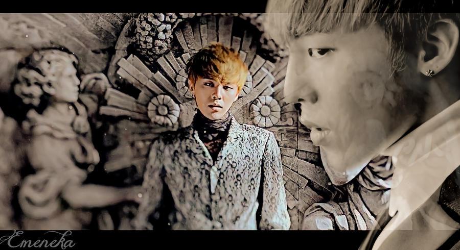 G-Dragon Wallpaper. THAT XX by Emeneka on DeviantArt