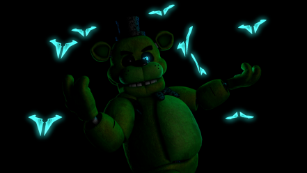 Mythic Freddy Energy Swords by MythicFreddy