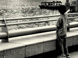 Boy by justaride