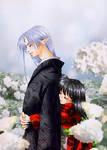 My immortal love by sesshoumarusama