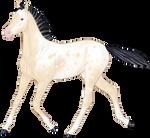 Palomino Horse Adopt - OPEN
