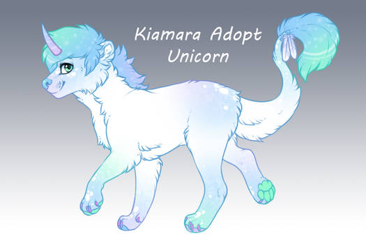 Kiamara Freebie - Unicorn (CLOSED)