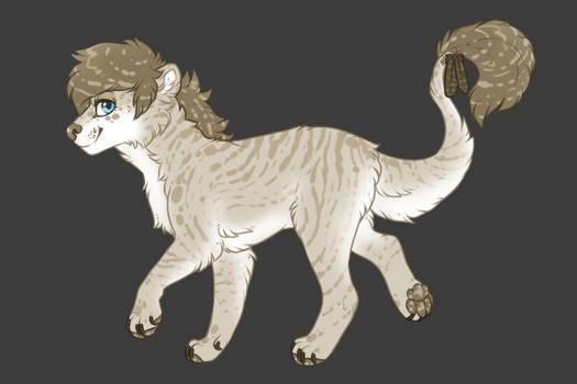 Kiamara Adopt - Sand Tiger (FREE) - CLOSED