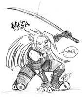 Ninja Punieta