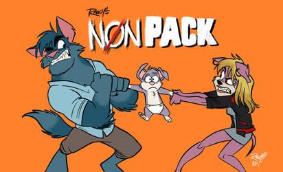 NonPack- Love Breaks us All