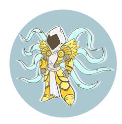 Tyrael Sticker