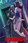Resident Evil 3 - 'No Escape' Cover by hombre-blanco