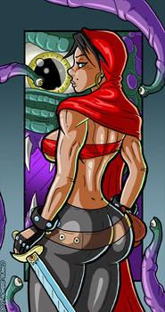 5. Capcom's Dungeons N' Dragons - Thief