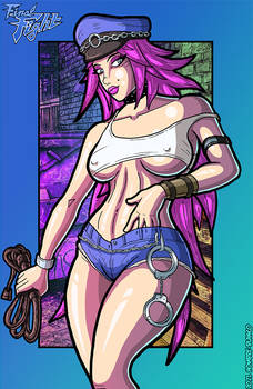 8. Final Fight - Poison