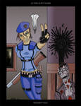 Jill and a Corpse