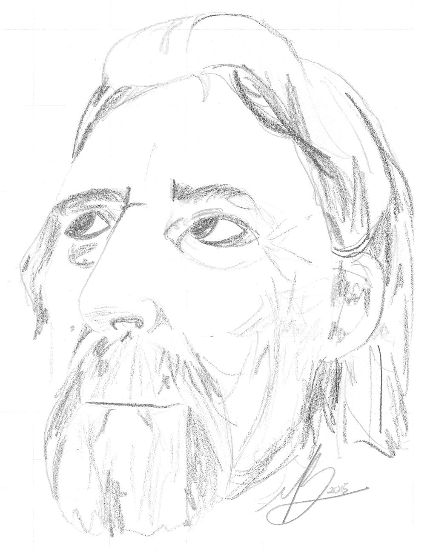 Man portrait by maxboisvert