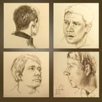 Watson-y sketch page#1