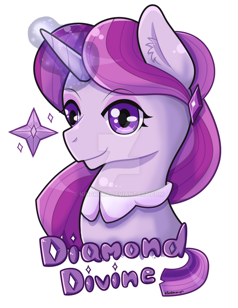 Diamond Divine badge by KinGKerO