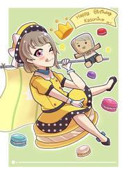 Happy Birthday Kasumi 2021