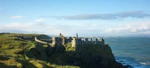 Dunluce Castle. by ninaheather