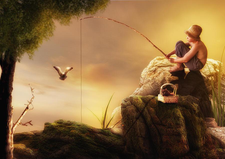 Alone Child Fisher