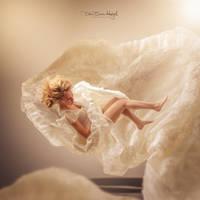 Levitating Girl