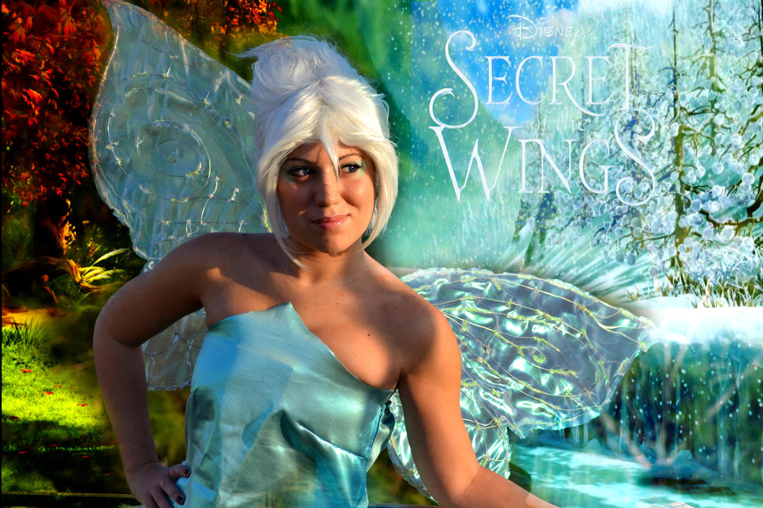 Periwinkle - TinkerBell and Secret of the Wings by ...