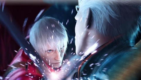Dante vs Vergil by Dante-vs-Nero