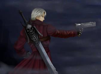 Dante by Munia
