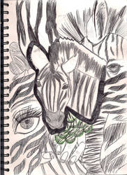 Art Sketchbook 20 by feelthemagicpowerof3
