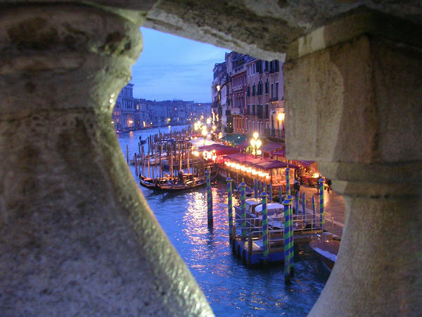 Venice Grand Canal by Siafoam