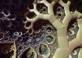 Dark Spiral Tree by bib993