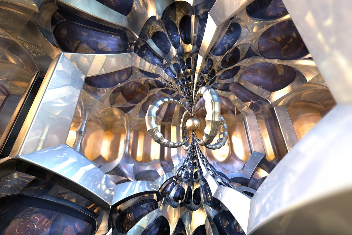 Nuclear fusion test lab by bib993