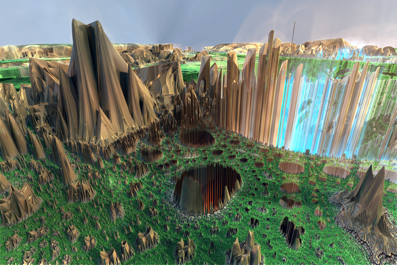 Paradisia falls by bib993