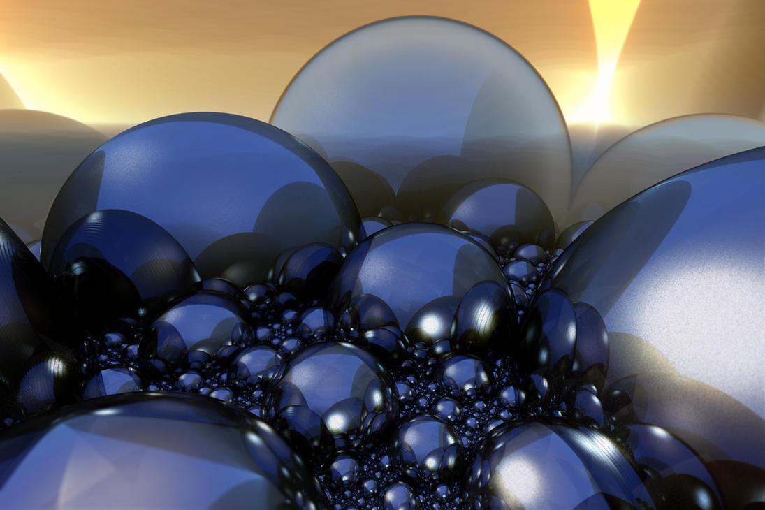 Bubble city by bib993