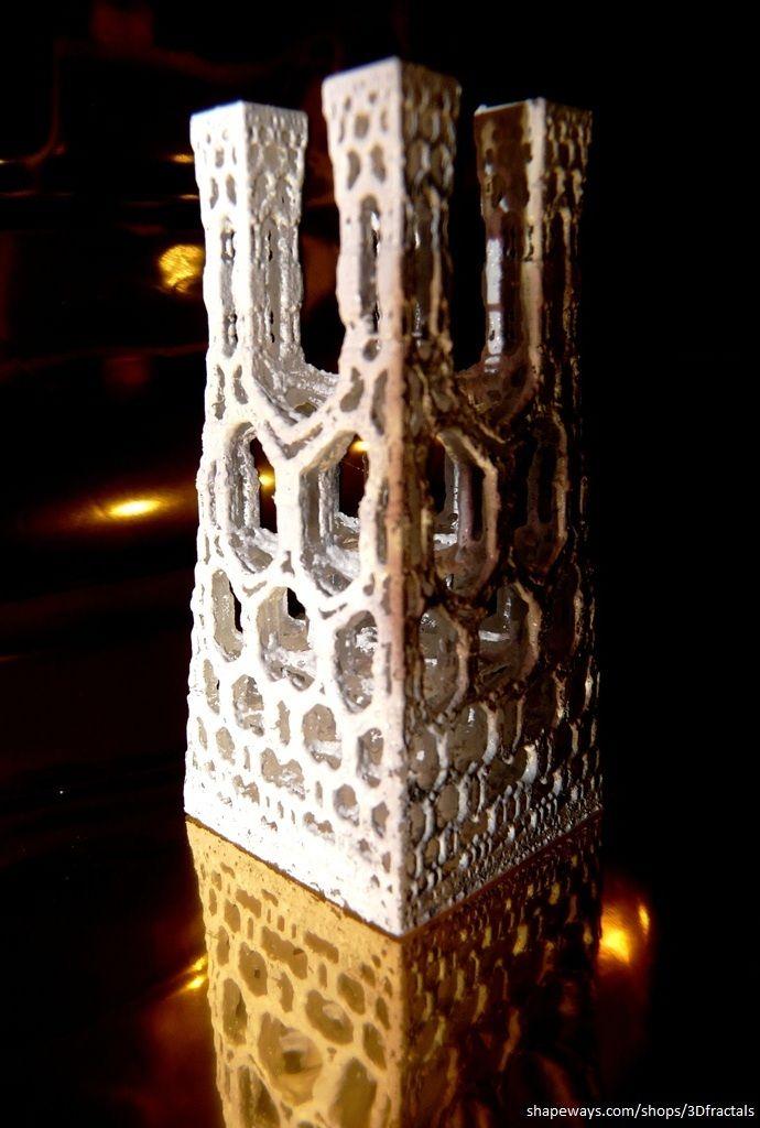 Miniature fractal building by bib993