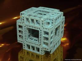 MengerKoch Cube by bib993
