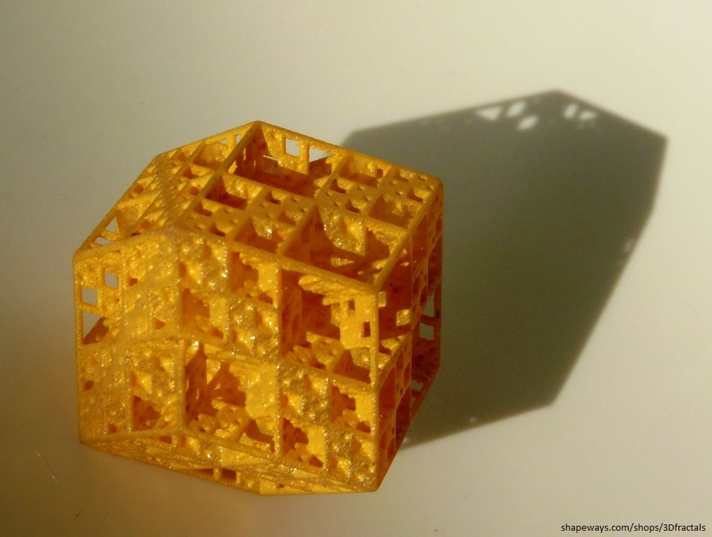 Koch Rhombododecahedron by bib993