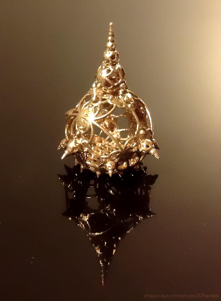 Amazing in wire - bronze by bib993