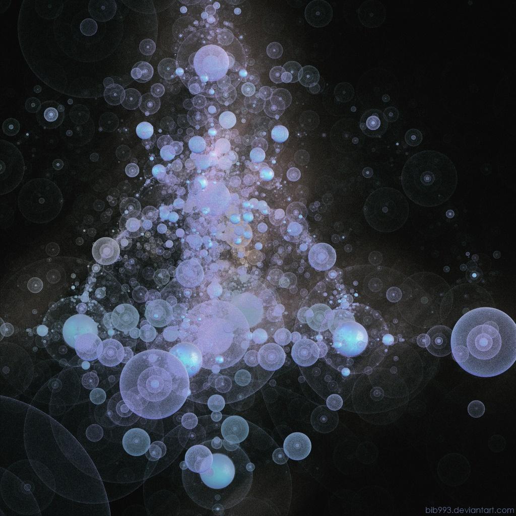 Mandelbrot Nebula by bib993