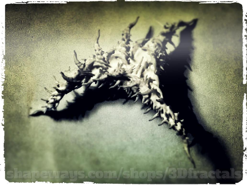 Fractal Scorpion by bib993