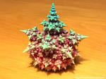 Amazing Bulb - 3D printed fractal