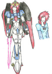 Hey look, a Zeta Lady :3