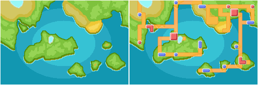 Opron D/P style map by dillon13371337