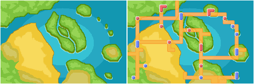 Oslos D/P style map by dillon13371337
