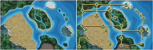 Oslos B/W style map by dillon13371337